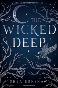 The Wicked Deep by Shea Ernshaw (Cover)