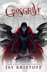 Godsgrave by Jay Kristoff (Cover)