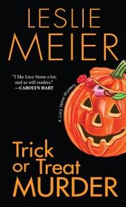 Trick or Treat Murder by Leslie Meier (Cover)
